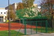 Ballfang-Zaunsysteme